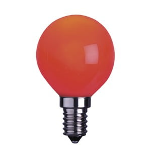 LED žiarovka Red Deco
