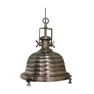 Závesné svetlo Antic Line Industrial Ceiling, 40 cm