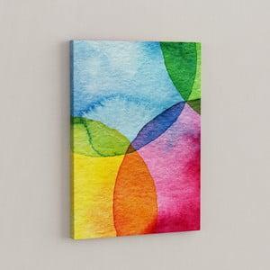 Obraz Súhra farieb, 50x70 cm