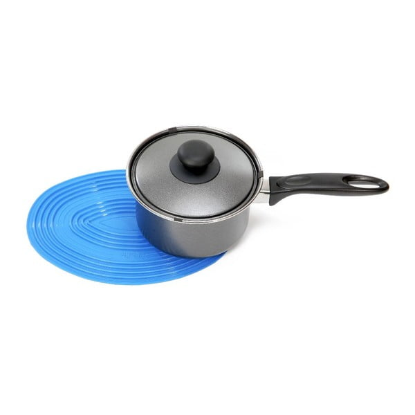 Modrá multifunkčná termopodložka Bonita