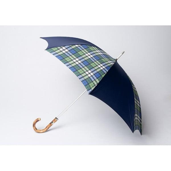 Dáždnik Tartan, multi modrý