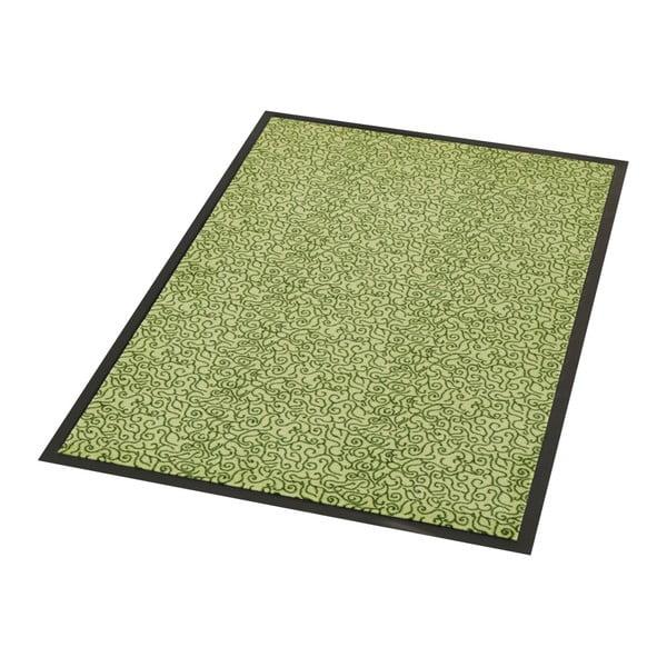 Zelená rohožka Zala Living Smart, 75×45cm