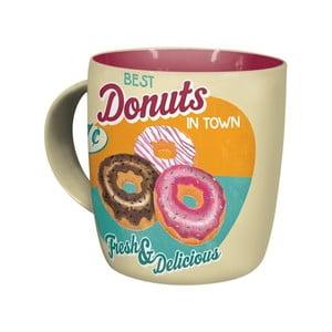Keramický hrnček Donuts,330ml