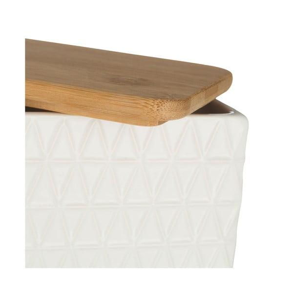 Dóza na maslo Premier Housewares White