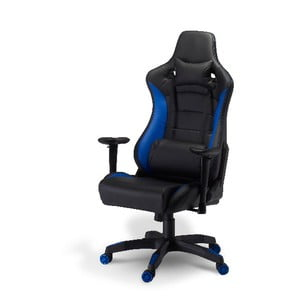 Kancelárska stolička Furnhouse De Luxe Swivel Blu