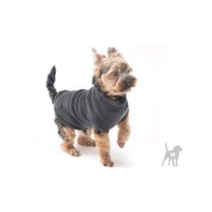Sivý svetrík pre psov Marendog Trip, veľ. M