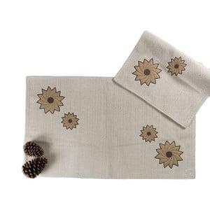 Sada 2 kúpeľňových predložiek Maco Cotton Buniya