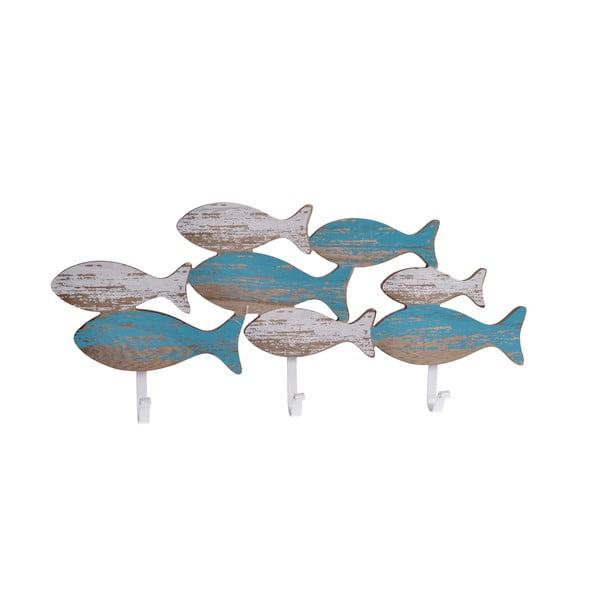 Nástenný vešiak Fishy