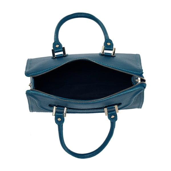 Kožená kabelka Andrea Cardone 946 Blue Green