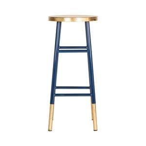 Stolička na sedenie Kia, modrá
