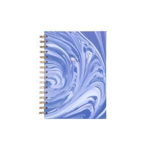 Špirálový zápisník Tri-Coastal Design Goals Journal