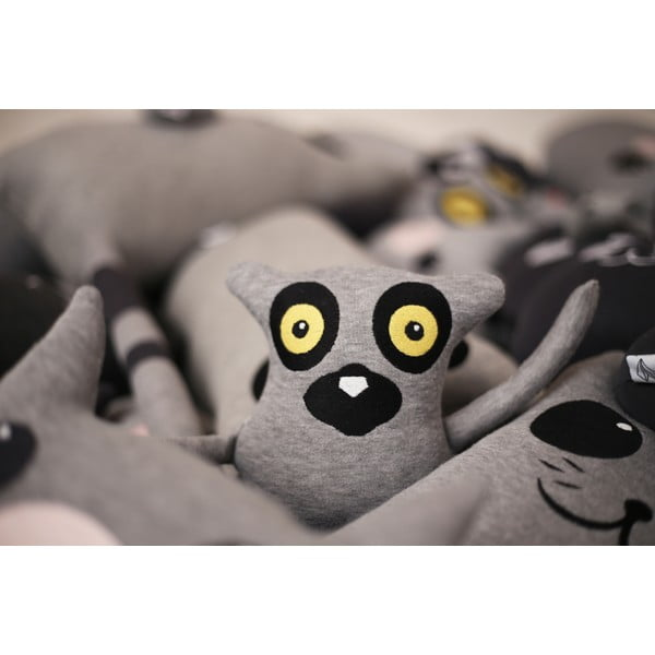 Plyšová hračka Lemur