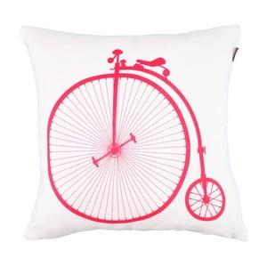 Obliečka na vankúš Vintage Bike, 45x45 cm