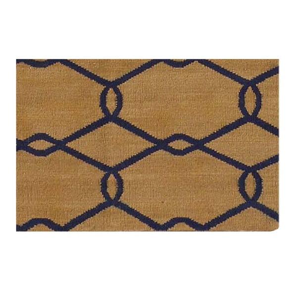 Ručne tkaný koberec Kilim no.819, 120x180 cm