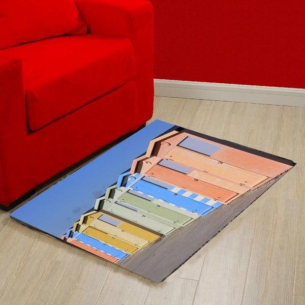 Vinylový koberec House, 52x75 cm