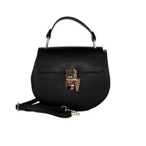 Kožená kabelka Andrea Cardone 2023 Black