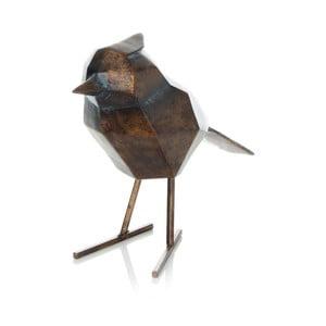 Dekoratívna soška v bronzovej farbe 360 Living Sparrow