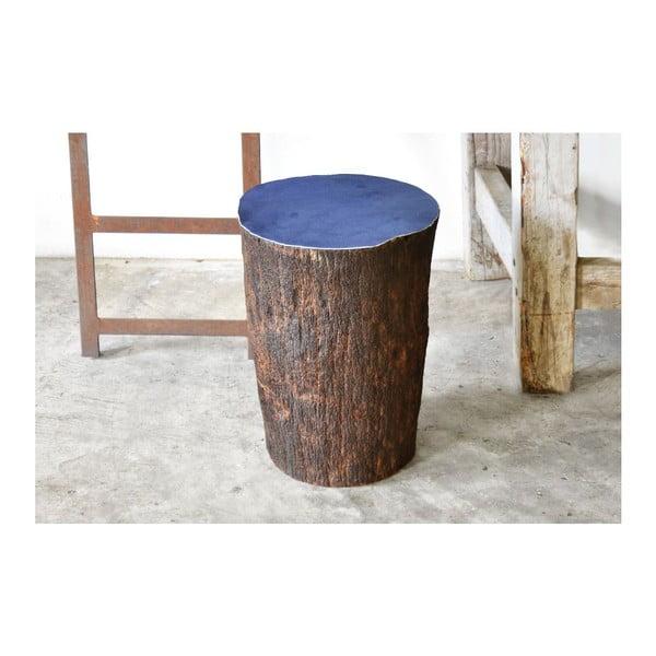 Palmový stolík Blue