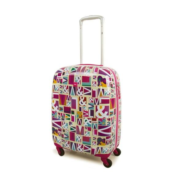 Cestovný kufor V&L