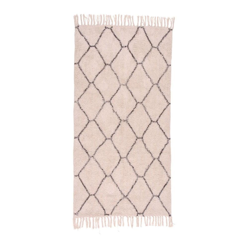 Bavlnený koberec House Nordic Goa, 135 x 65 cm