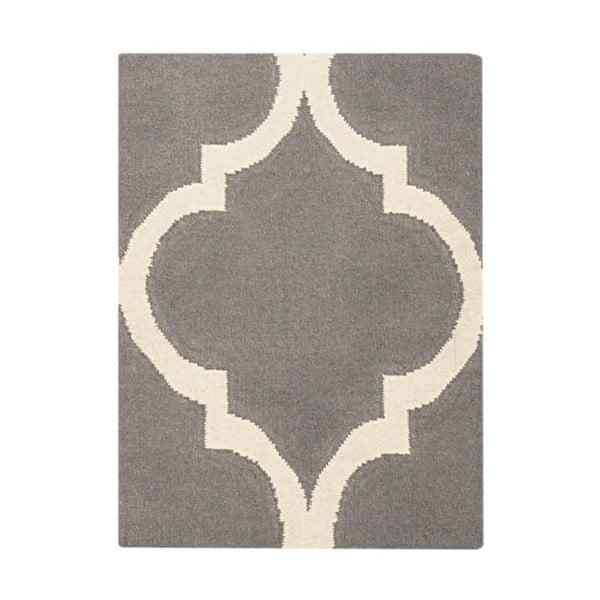 Vlnený koberec Bakero Caroline Grey,120x180cm