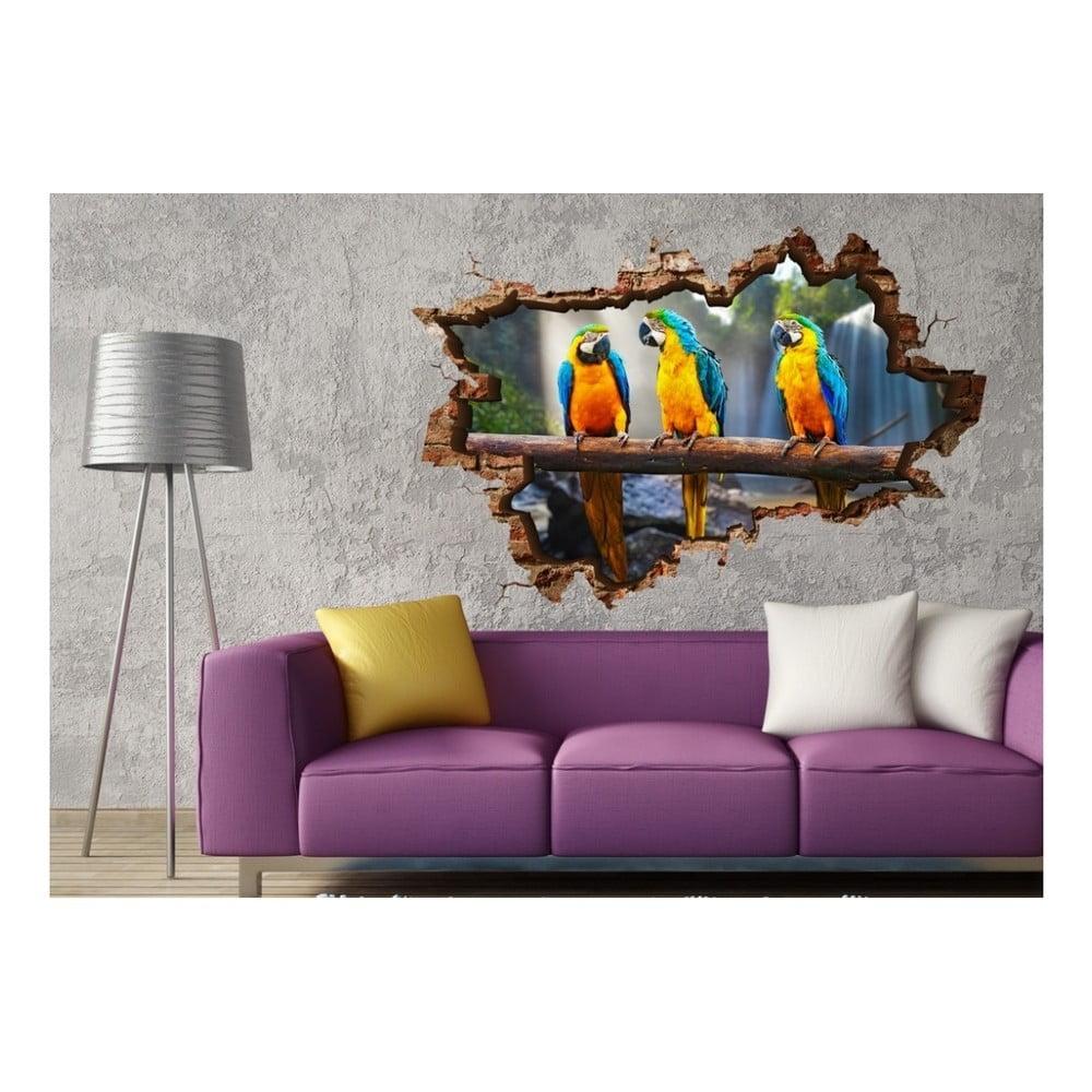 Nástenná samolepka 3D Art Nele, 135 × 90 cm