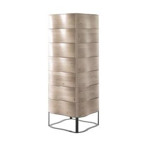 Komoda z dubového dreva so 7 zásuvkami Wewood - Portugues Joinery Touch