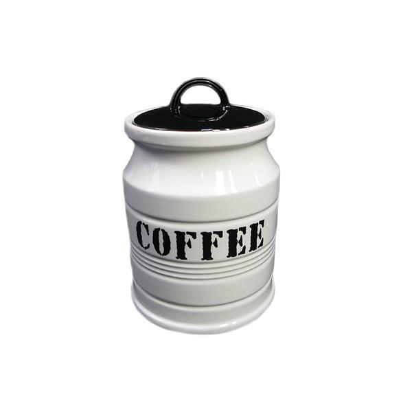 Kameninová dóza na kávu Coffee