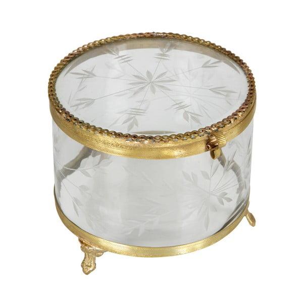 Šperkovnica BePureHome Jewels, ⌀12,5 cm