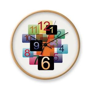 Nástenné hodiny Tomasucci Geometric