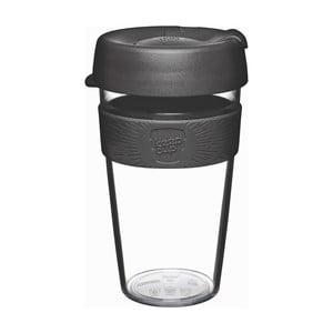 Cestovný hrnček s viečkom KeepCup Clear Edition Origin, 454 ml