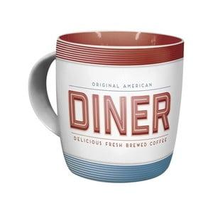 Keramický hrnček Diner,330ml