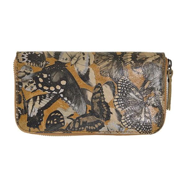 Hnedá peňaženka Wendy