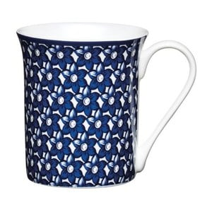 Porcelánový hrnček Blue Flower, 260 ml