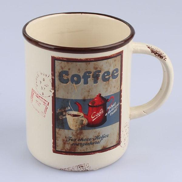 Keramický hrnček Coffee, 850 ml