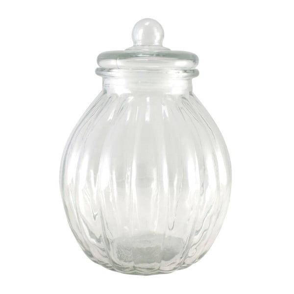 Dóza Glass Ström, 31x21 cm