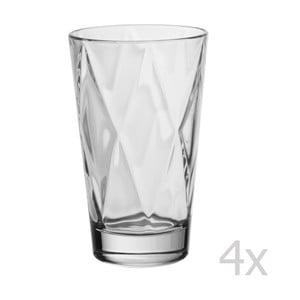Sada 4 pohárov Oceanie, 400 ml