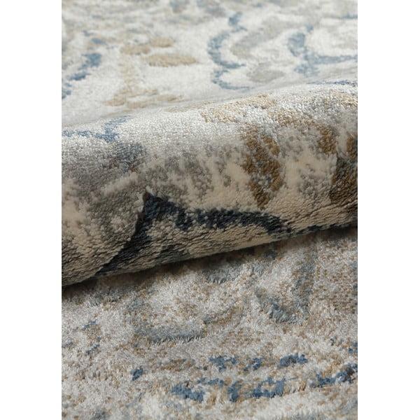 Koberec Padua no. 2, 160x230 cm, sivý