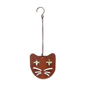 Závesný strašiak v tvare mačky Esschert Design Cat