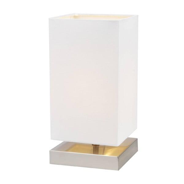 Biela stolová lampa Nanga Light