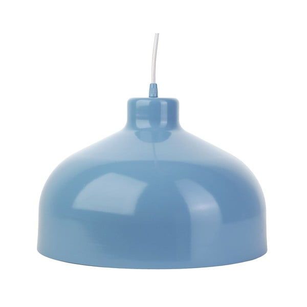 Modré stropné svetlo Loft You B&B, 44 cm