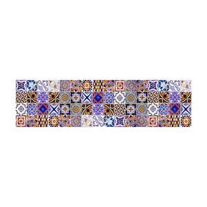 Koberec z vinylu Mosaico, 67x250 cm
