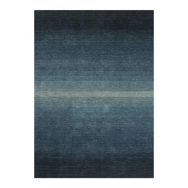 Vlnený koberec Graduation Jade, 140x200 cm