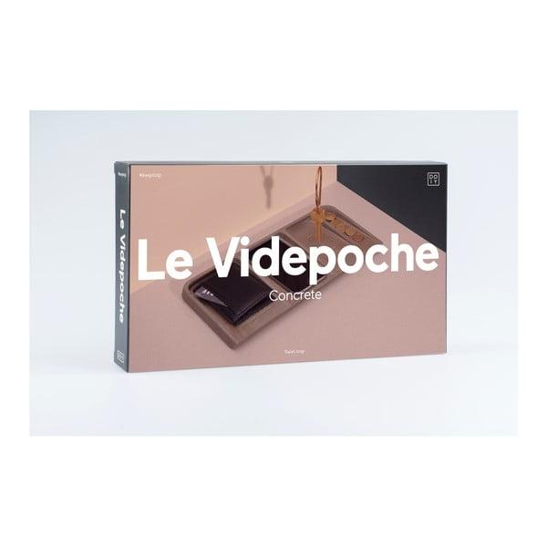 Organizér na cennosti DOIY La Videopoche Concrete