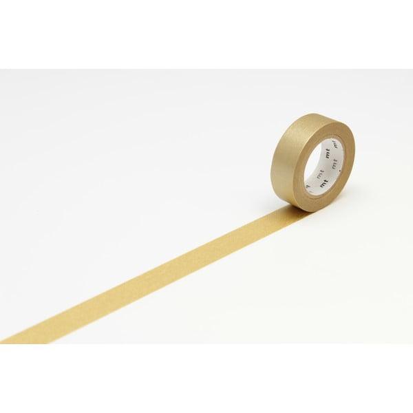 Washi páska Uni Gold