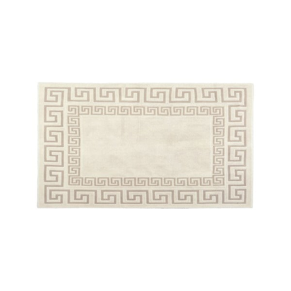 Bavlnený koberec Orient 160x230 cm, krémový