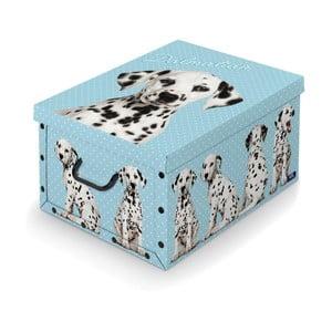 Úložná škatuľa Bonita Dalmatin