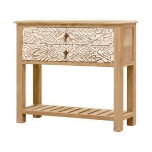Konzolový stolík z masívneho mangového dreva Massive Home Sweet