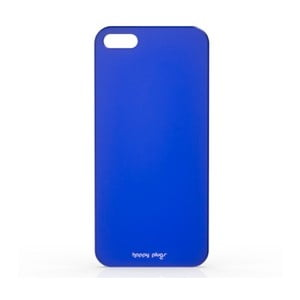 Kryt Happy Plugs na iPhone 5/5S, kobaltovo modrý