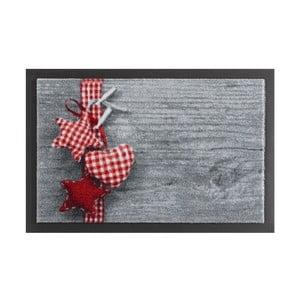 Rohožka Zala Living Stars Heart, 40×60 cm